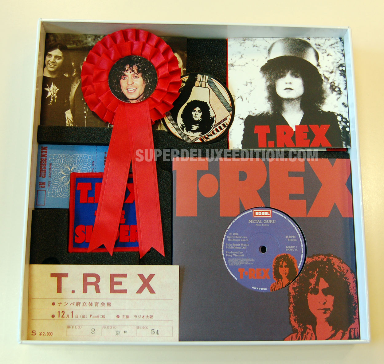 T.Rex / The Slider Super Deluxe Edition box set