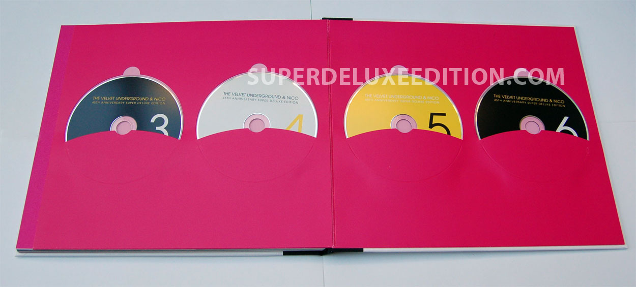 First Pictures: Velvet Underground & Nico Super Deluxe Edition