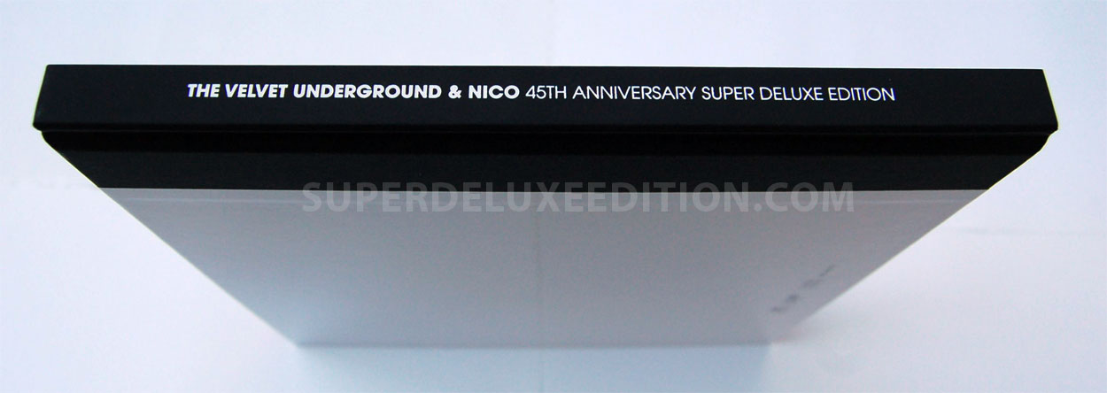 First Pictures: Velvet Underground & Nico Super Deluxe Edition