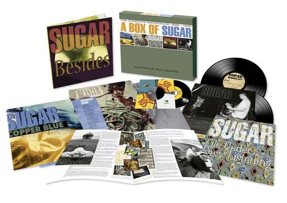 Sugar / A Box Of Sugar vinyl set