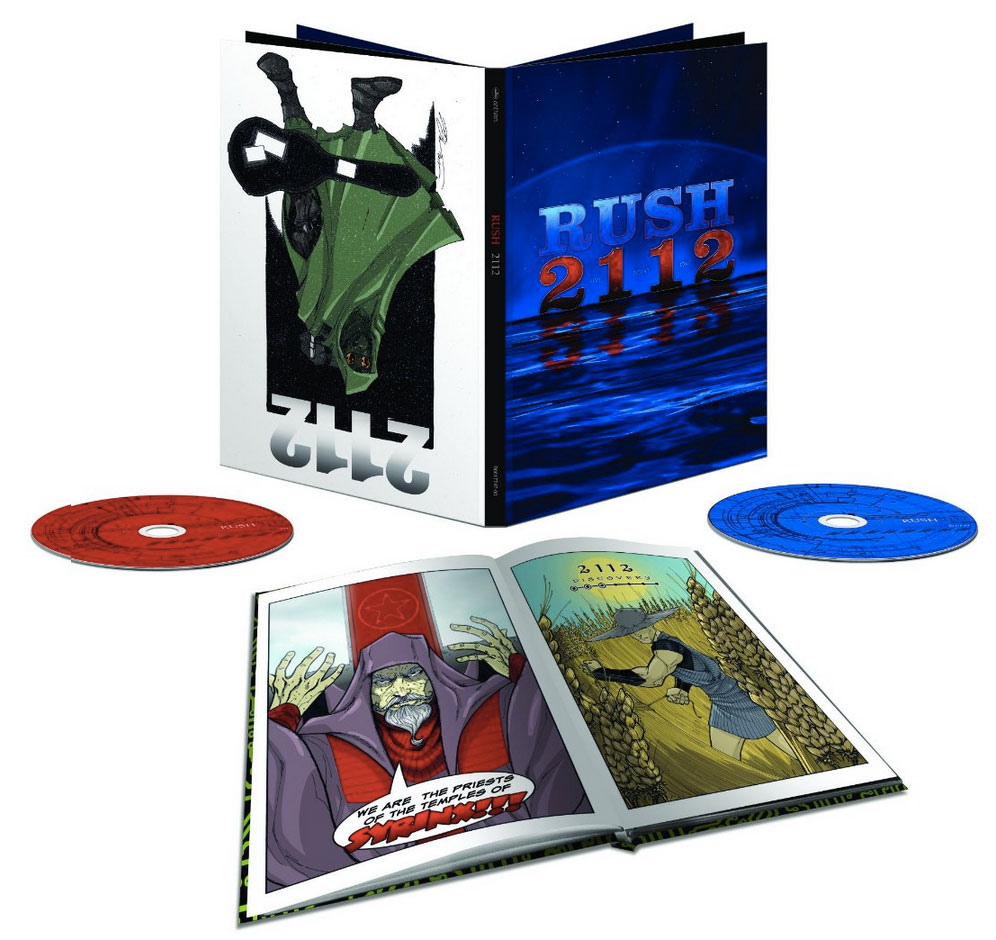 Rush / 2112 Super Deluxe