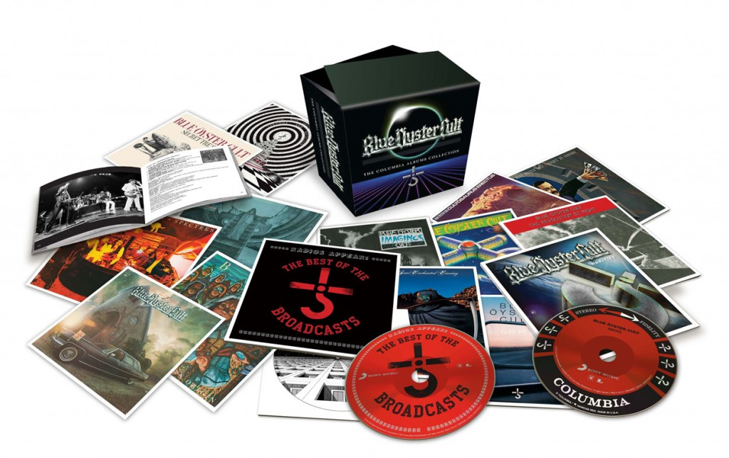 Blue Oyster Cult / Complete Columbia Albums Collection