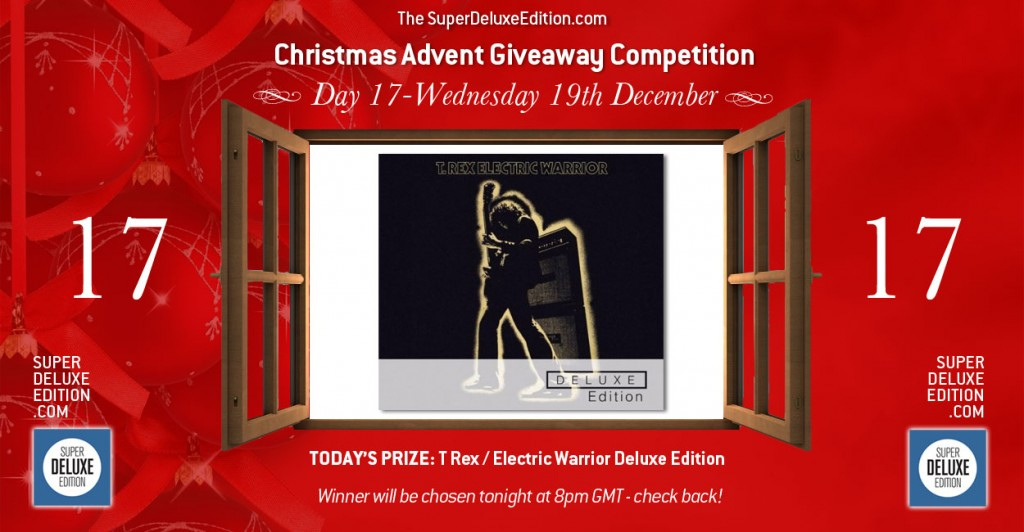 Christmas Advent Giveaway competition / Day 17: The Prize