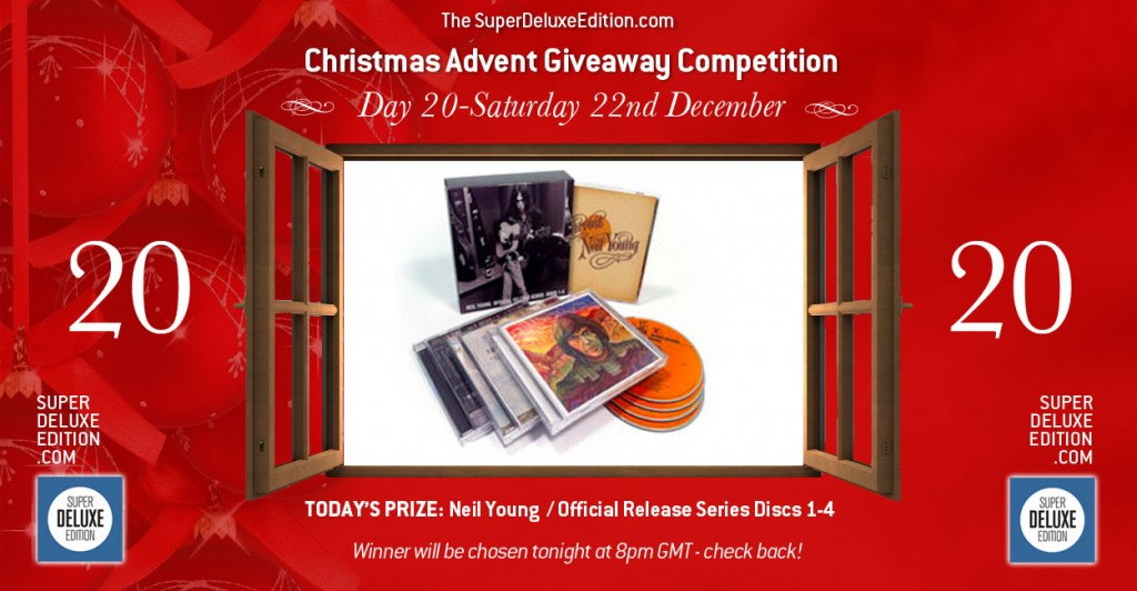Christmas Advent Competition / Day 20: The Prize