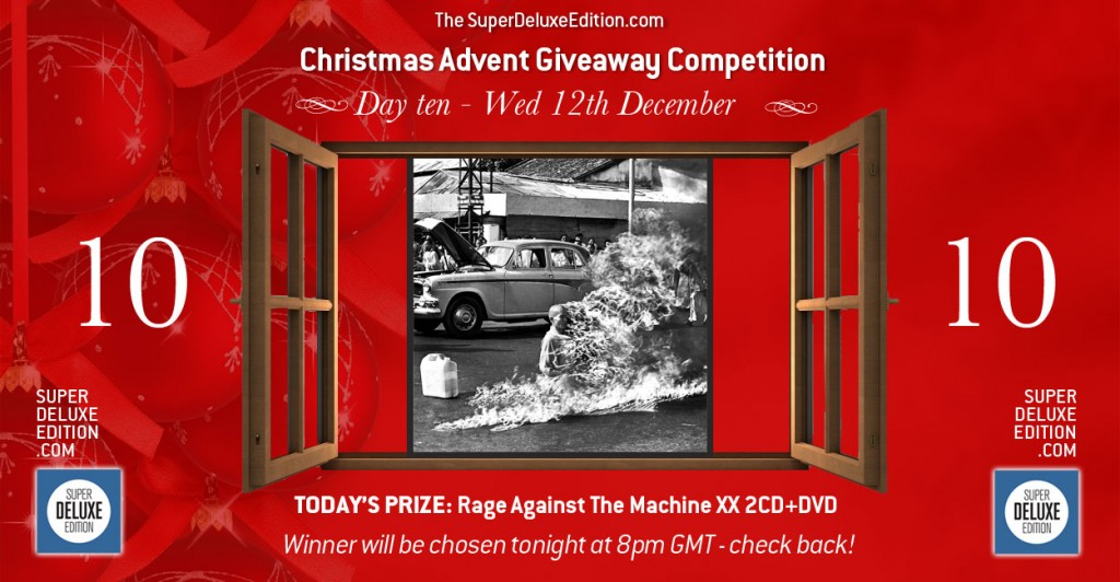 Christmas Advent Giveaway / Day Ten: The Prize