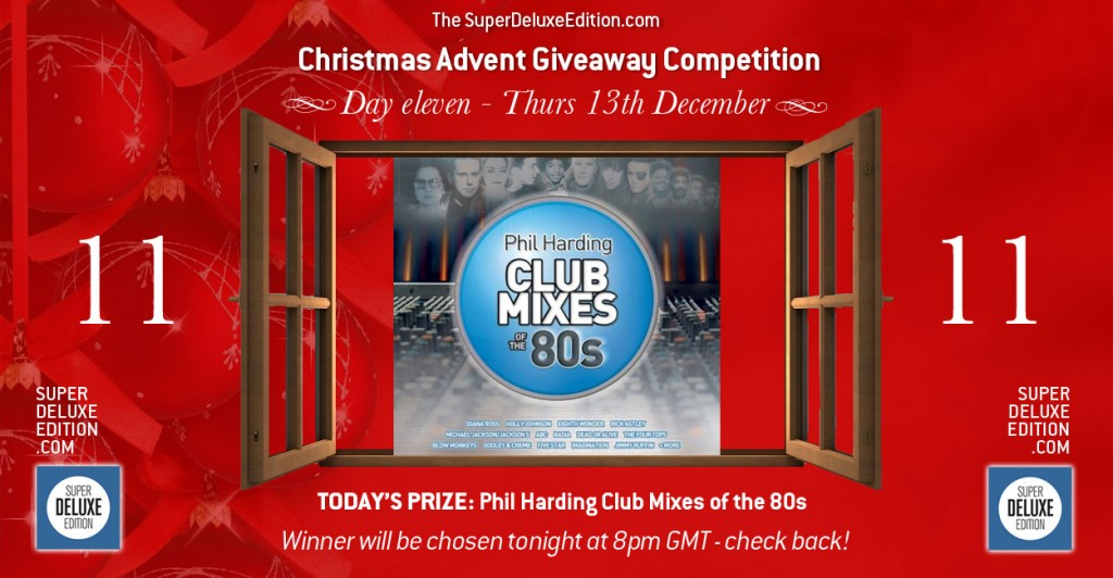 Christmas Advent Competition / Day 11: The Prize