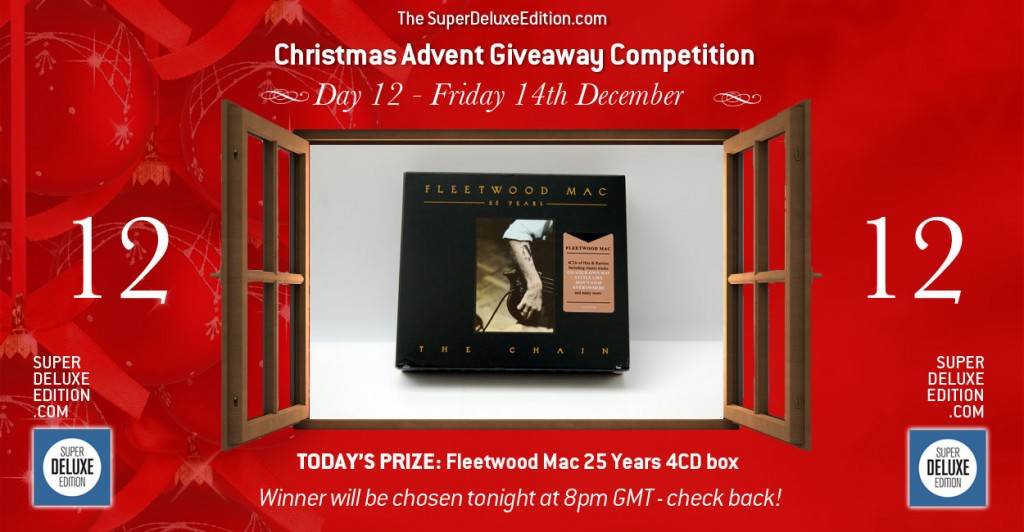 Christmas Advent Competition / Day 12: The Prize