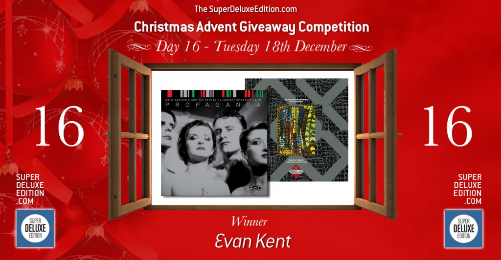 Christmas Advent Competition / Day 16: The Winner