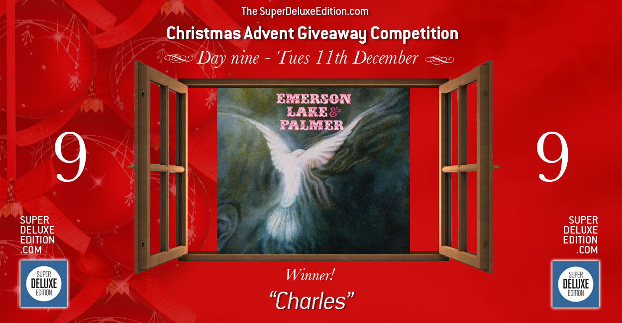 Christmas Advent Competition / Day Nine: The Winner