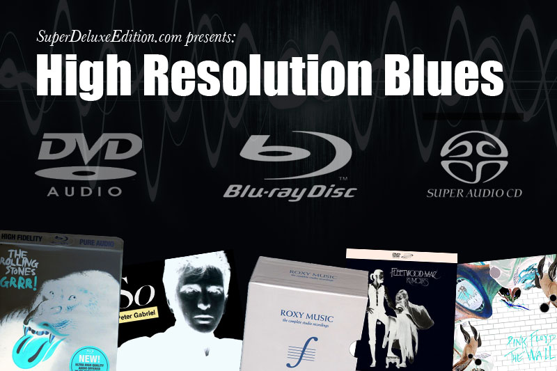 High Resolution Blues: Why the industry is failing hi-res audio