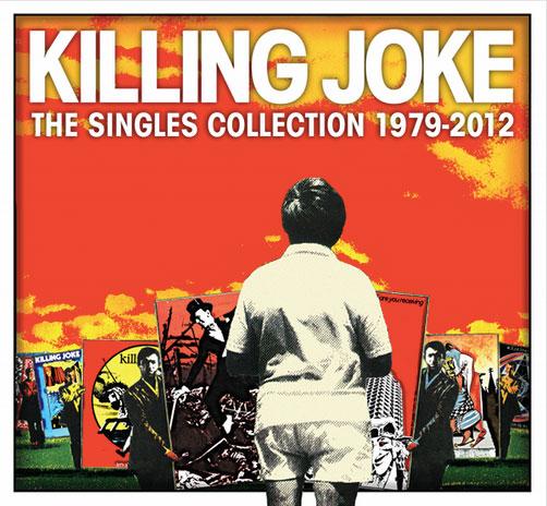 Killing Joke / The Singles Collection Super Deluxe Box
