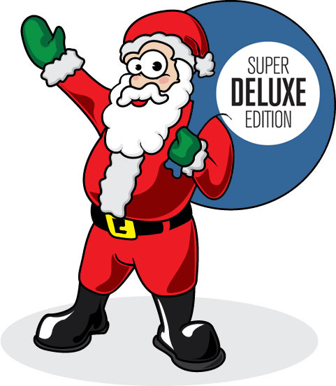 Merry Christmas from SuperDeluxeEdition.com