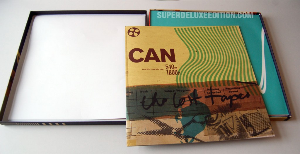 FIRST PICTURES / Can The Lost Tapes / Vinyl box set