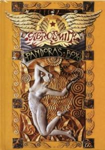 Aerosmith / Pandora's Box reissue