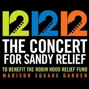121212 / The Concert For Sandy Relief