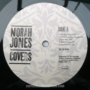 Norah Jones / The Vinyl Collection 6LP Audiophile box set