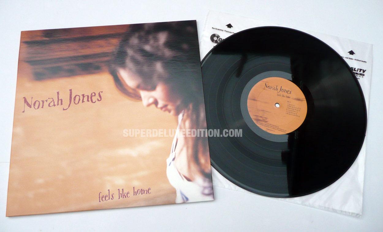 Norah Jones / The Vinyl Collection: 7LP audiophile vinyl box set