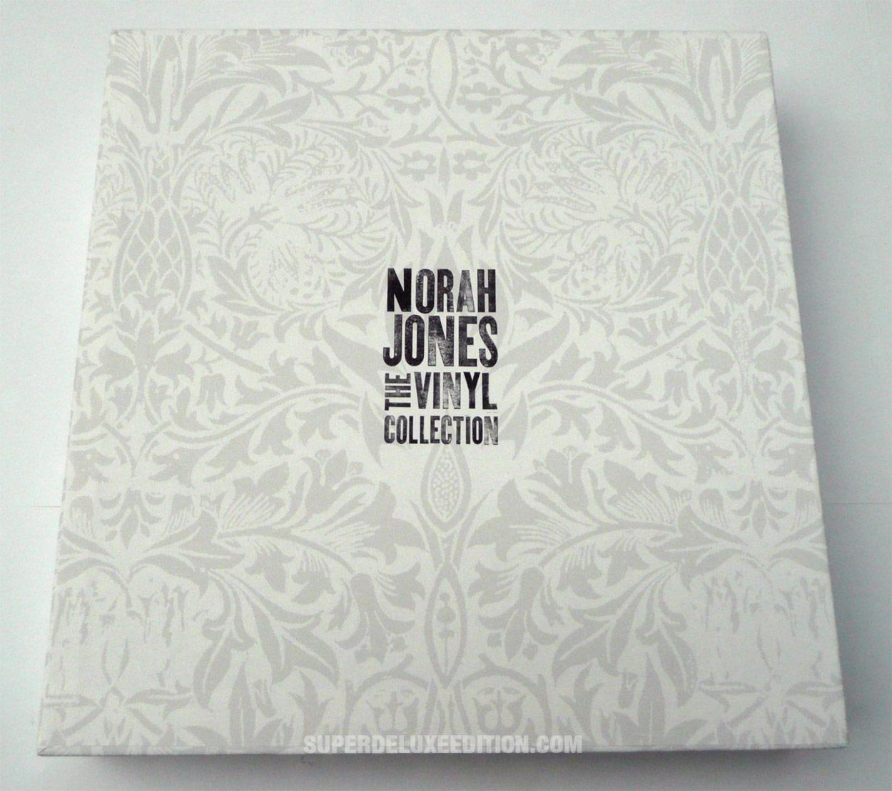 Norah Jones / The Vinyl Collection 6LP audiophile box set