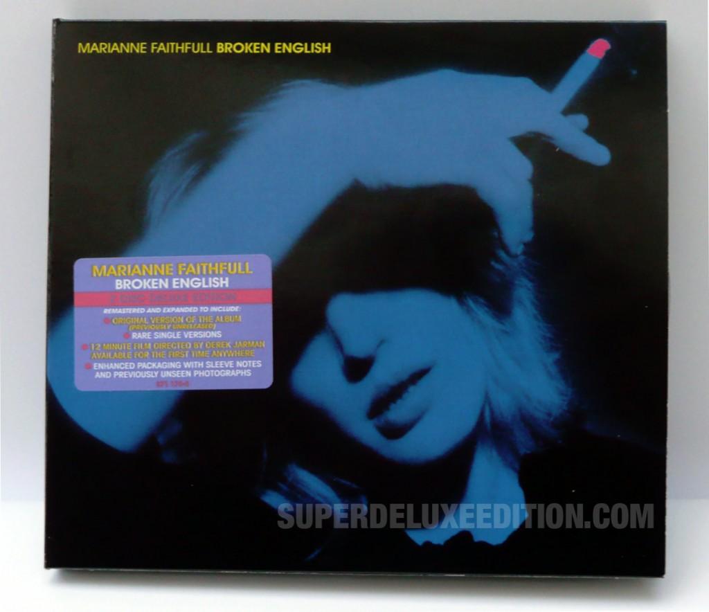 Marianne Faithful / Broken English Deluxe Edition