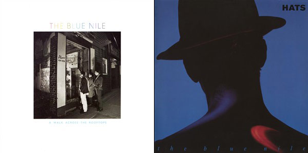 The Blue Nile / A Walk Across The Rooftops & Hats audiophile vinyl
