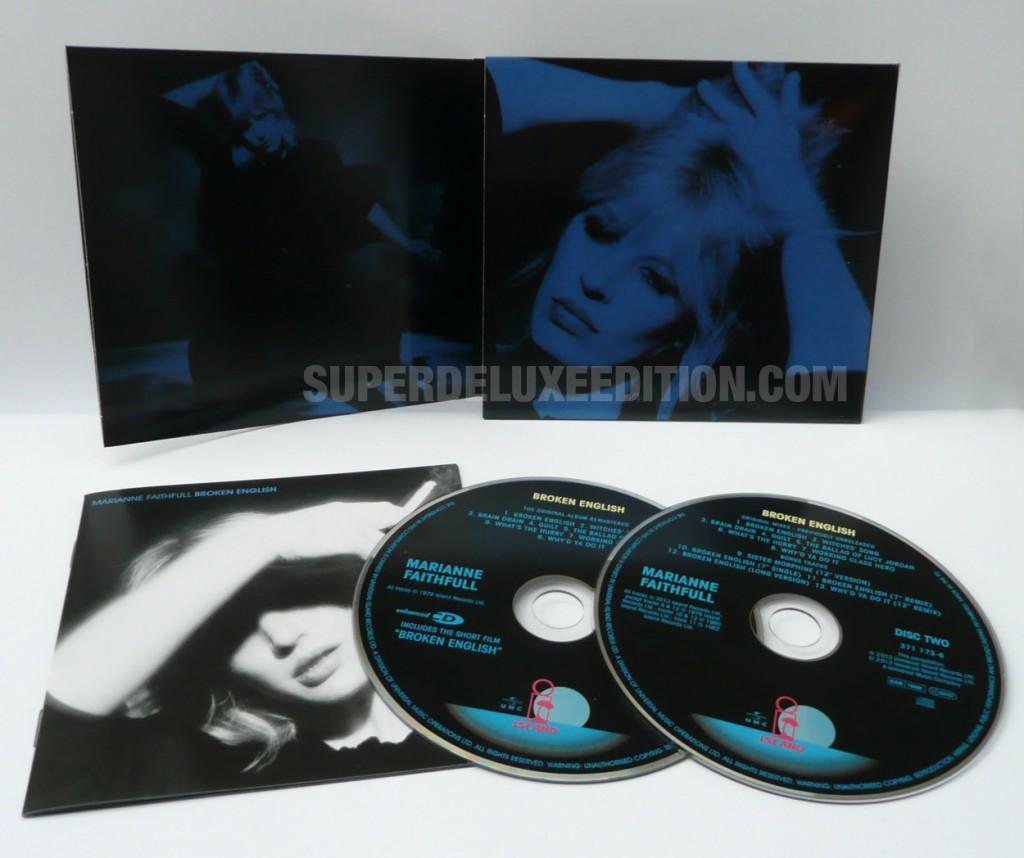 Marianne Faithfull / Broken English Deluxe Edition