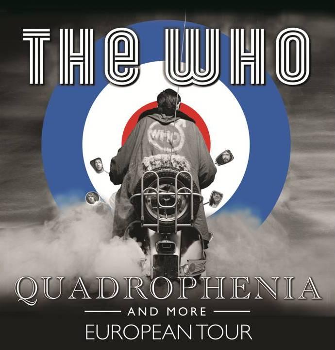The Who / Quadrophenia European Tour 2013