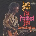 David Bowie / The Prettiest Star single 1970