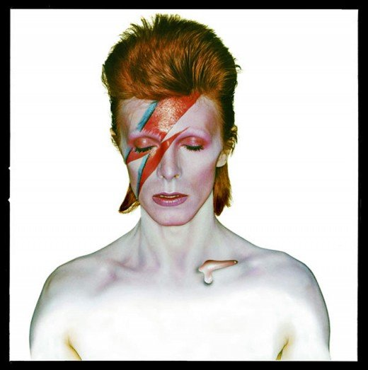 David Bowie / Aladdin Sane 40th Anniversary Reissue