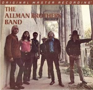 The Allman Brothers Band / 1969 debut Hybrid SACD