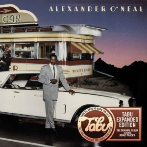 Alexander O'Neal / Debut album as 2CD Expanded Edition