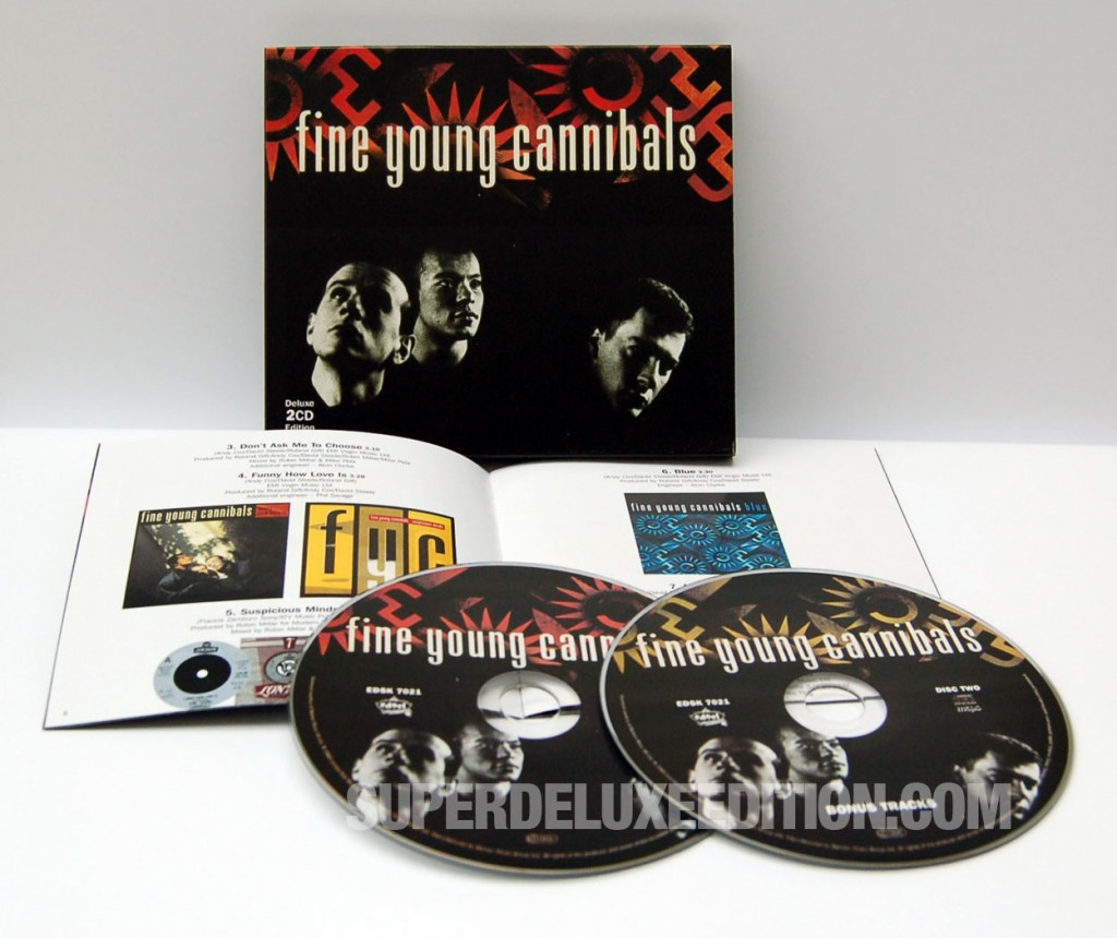 Fine Young Cannibals / debut album deluxe edition