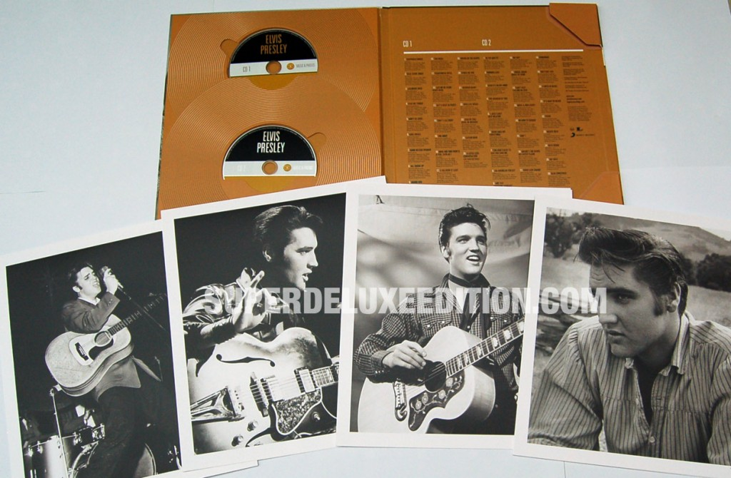 Elvis Presley / Music & Photos