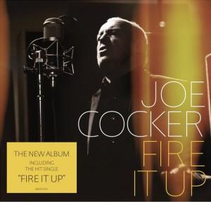 Joe Cocker / Fire It Up deluxe CD+DVD
