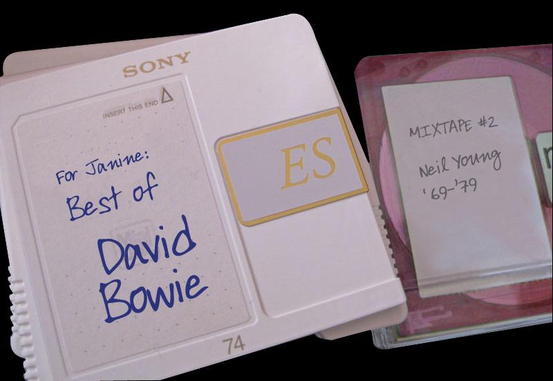 Farewell, mini-disc. And mixtapes.