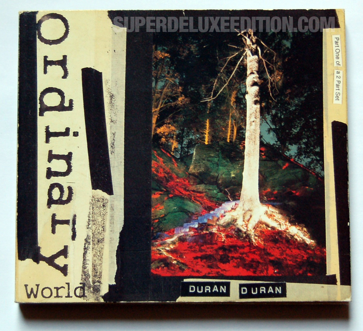 Duran Duran / Ordinary World UK CD Single
