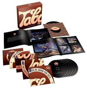 Tabu boxsets explained / Alexander O'Neal / S.O.S. Band