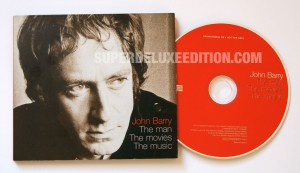 John Barry / The Man The Movies The Music