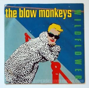 """The Blow Monkeys / WildFlower 7"""" Single"""