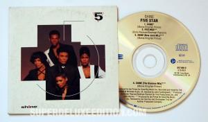 Five Start / Shine CD single