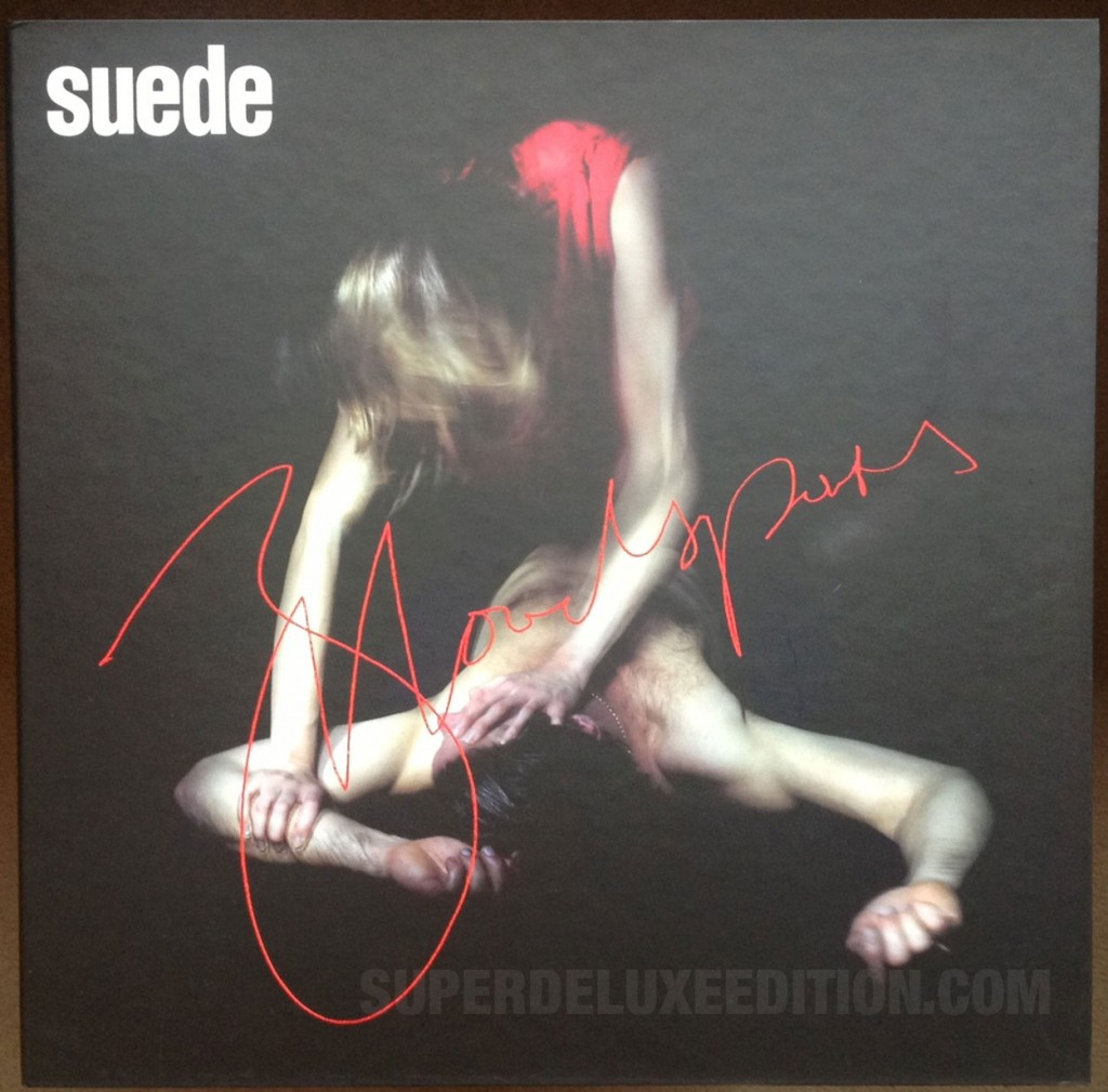 Suede / Bloodsports deluxe bundle