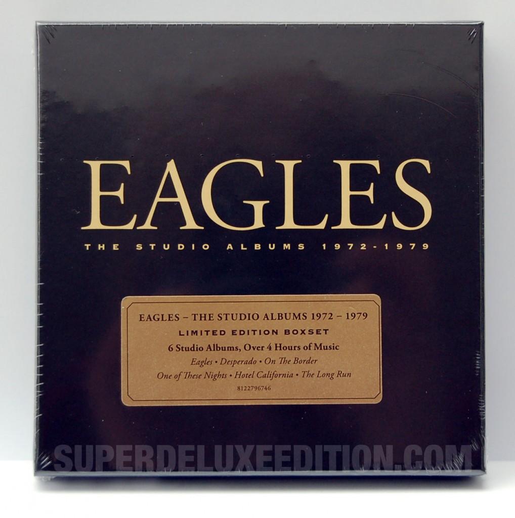 The Eagles / Studio Albums 1972-1978 box set