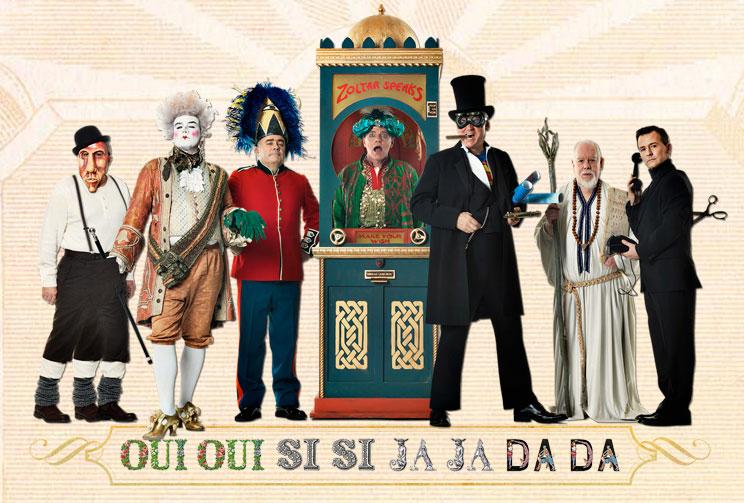 Madness / Oui Oui Si Si Ja Ja Da Da 4-disc deluxe box