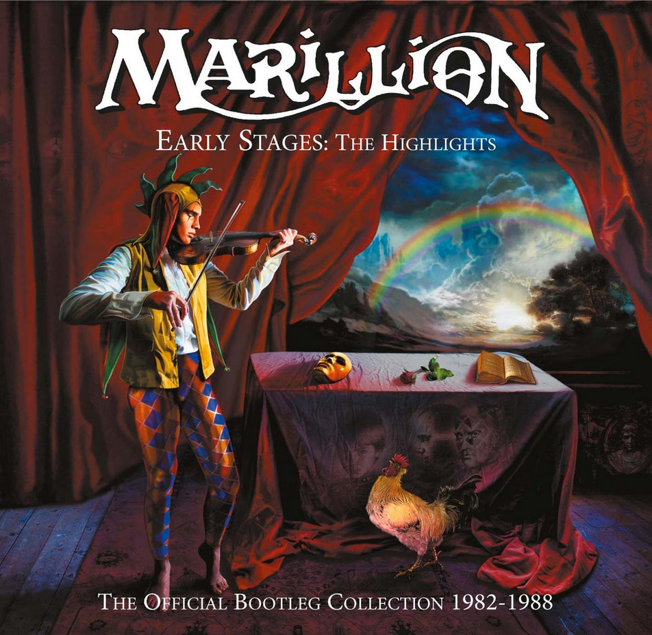 Marillion / Early Stages The Highlights