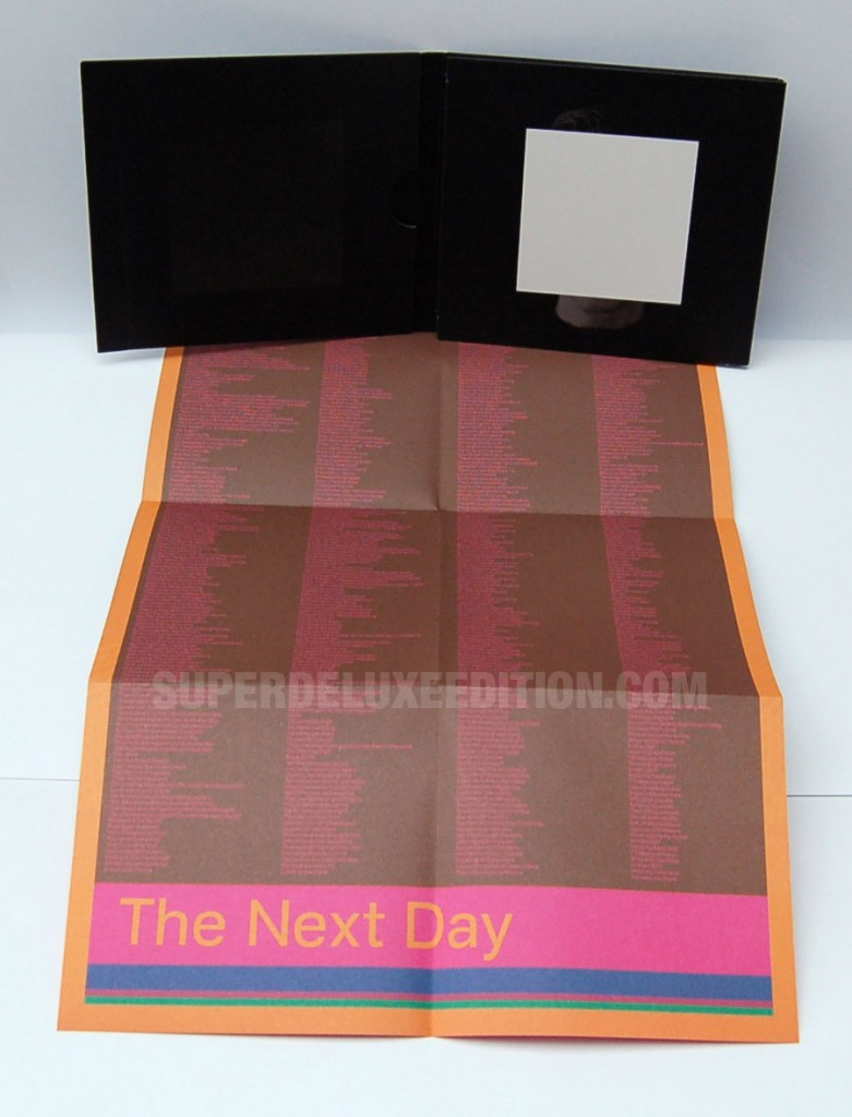 David Bowie / The Next Day deluxe edition photos
