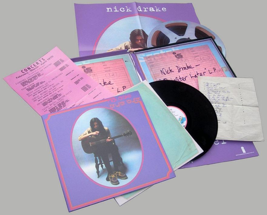 Nick Drake / Bryter Layter audiophile vinyl box set