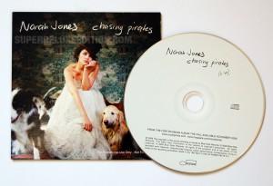 Norah Jones / Chasing Pirates promo CD