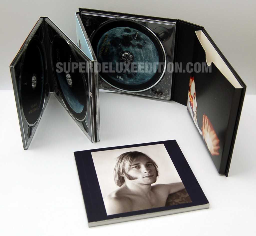 FIRST PICTURES: Stephen Stills / Carry On 4CD box set