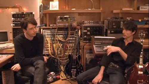 Brett Anderson and Bernard Butler talk about Suede in 2011