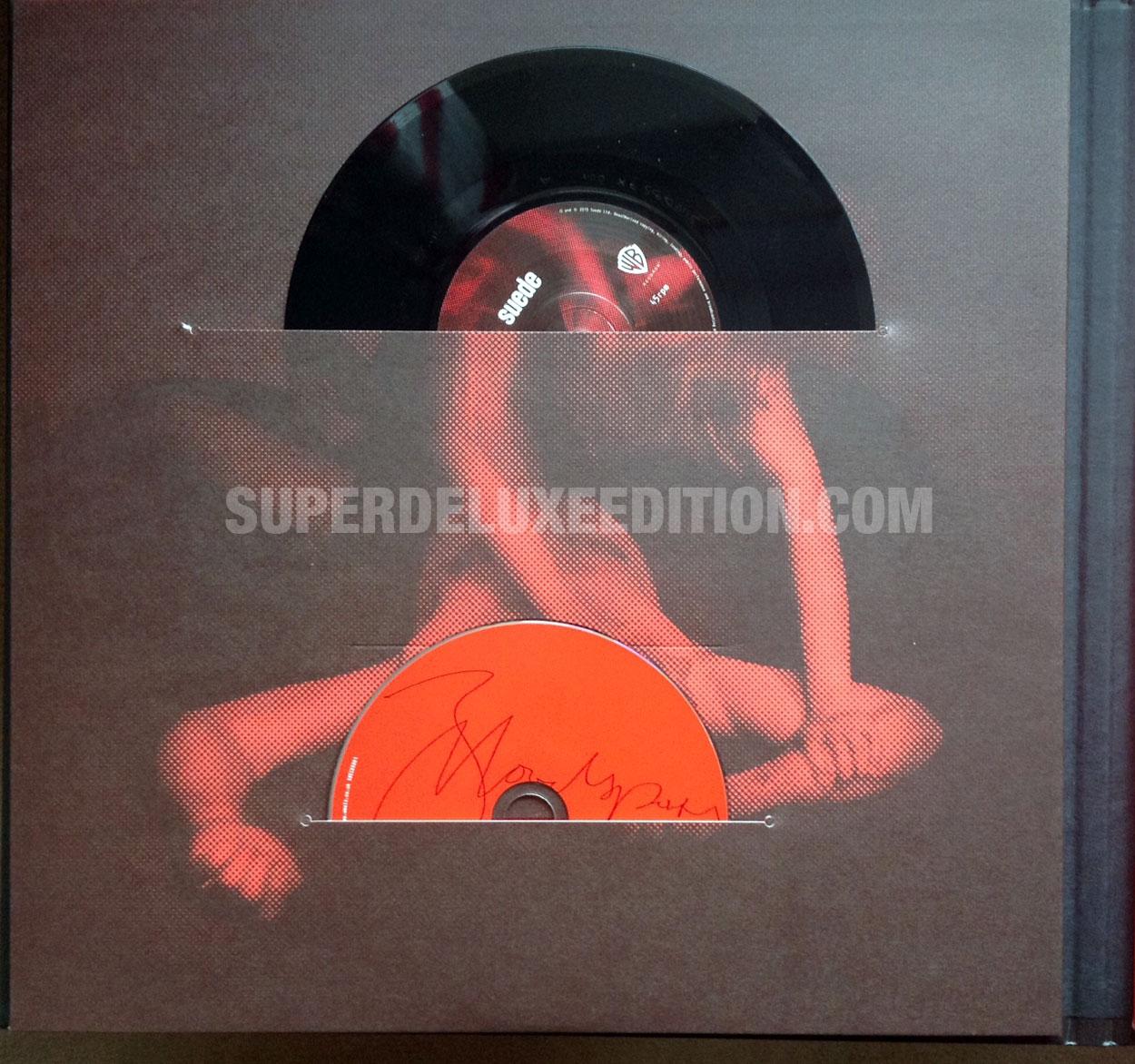 Suede / Bloodsports deluxe bundle vinyl