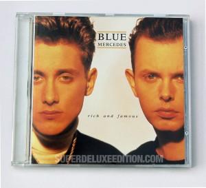 Blue Mercedes /